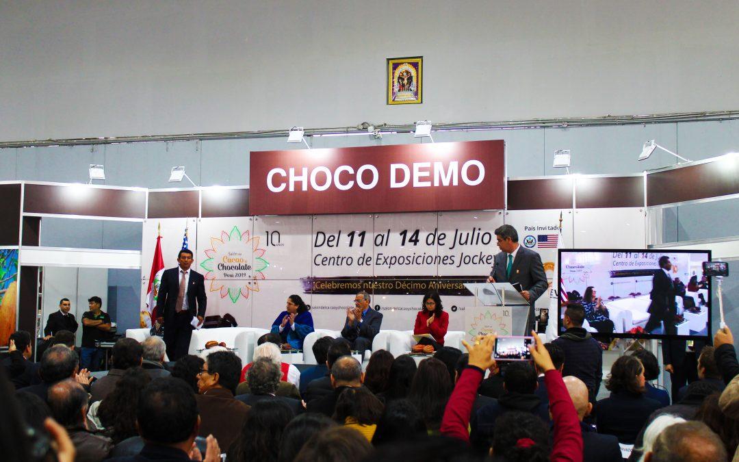 CRECIMIENTO, OPORTUNIDADES Y PREMIOS: LO MEJOR DE LA DÉCIMA EDICIÓN DEL SALÓN DEL CACAO Y CHOCOLATE 2019